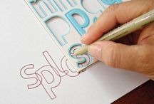 scrapbook ideas and cards / by Stephanie McInnis