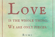 Best Inspirational Rumi Quotes