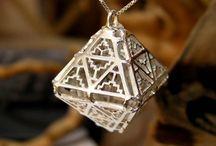 Jewellery / Sacred Geometry Jewellery