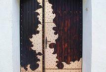 Puertas lindas