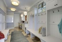 Mudroom/Laundry / by Sheri Moore