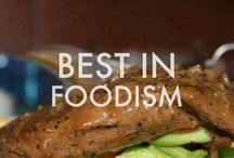 Foodism Kitchen & Terrace / Jalan taman kemang
