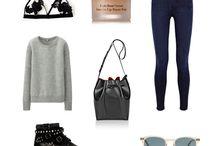 Hermione Olivia Style Tiles / Fashion Inspiration via Hermione Olivia