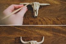 skull klei