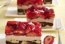 Erdbeeren  torte