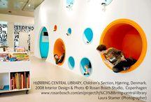 espacios educativos - bibliotecas
