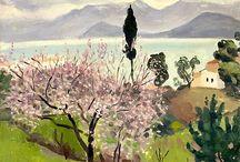 Albert Marquet Paintings / by Jon Opalski