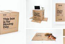 cardboard, cardboard folding, creative folding