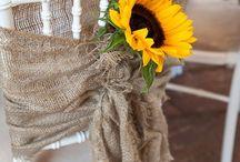 Stuhldekoration Hochzeit Chairdecoration