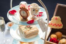 Beauty and the Beast Themed #Wedding #Food