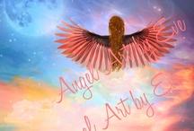 Angel Art by Eve