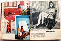 50 ans / anniversaire MCM / En 2017, le magazine Marie Claire Maison fête son 50ème anniversaire ! Une belle occasion pour fouiller dans nos archives et vous (re)faire découvrir 50 ans de design, de reportages passionnants et de coups de cœur innovants. #50ansMCM