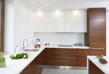Mieszkanie - koncepcje kuchni