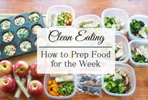 Meal prep / Meal prepping tips