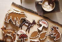 food - Gingerbread cookies