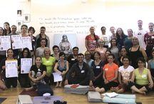 Formación de Maestros de Yoga Iyengar / En México DF (mensual) y en provincia (semestral)