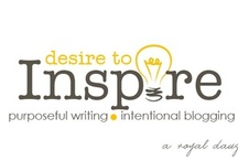 Desire to Inspire {A Royal Daughter Community} / This board is for those in the Royal Daughter community who seek to inspire and encourage their readers through intentional writing. This community board will be used to promote and encourage one another in their writing and blogging endeavors.