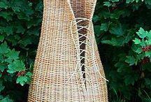корзинки / о плетении