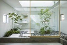 Architecture/interiors/outdoors