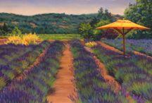 Debbie Wardrope, Studio Seven Arts / Original pastels and giclee by Debbie Wardrope from Pleasanton CA
