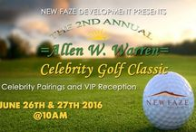 Allen W. Warren Celebrity Golf Classic / Reflecting a strong commitment to giving back to the community, Mr. Warren leads the Allen W. Warren Celebrity Golf Classic, which takes place at Del Paso Country Club.