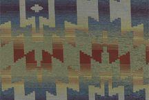 Southwestern fabrics / by Warehouse Fabrics Inc.