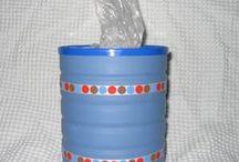 recycling formula & baby food tins