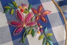 Embroidery / Embroidery to inspire