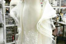 Muslim wedding gawn