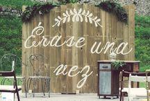 Photocall para tu boda
