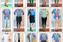 Jean shirt ideas