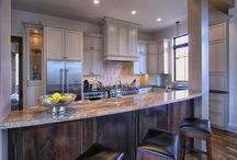 Frameless Custom Cabinets / A frameless cabinet is a style of cabinet that has been popular in Europe for decades, but that wasn't introduced here in the states until rather recently. Doors typically cover the entire cavity and box, which is called a full-overlay. Because they don't require a frame, frameless cabinets feature full access, allowing maximum use of space. Cabinets and drawers are slightly larger than those constructed with face frames. Frameless cabinets have a more modern look.