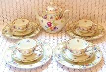 Hora del té...