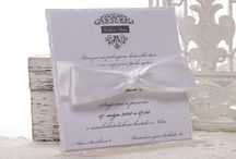 Claire / wedding invitation by Erika Velsicz