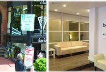 Boston Luxe Real Estate / Boston Luxe has relocated to a brand new office on 222 Newbury Street, 2nd Floor! / by Boston Luxe