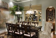 Dining Room / Ideas and Inspiration to help with your ideal dining room