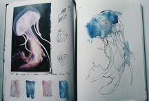 Art Sketchbook Inspo