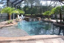 Pool Ideas / by Claudia Brant