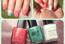 Nails / Nail ideas / by Sandy Edmison's AVON & Origami Owl