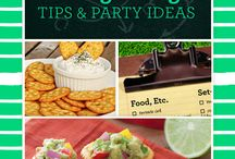 Party Ideas / by Irish Britson