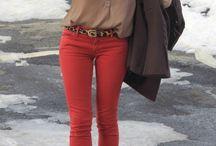 Street style/ fashion lover/ Produções legais / by Luciana Milton