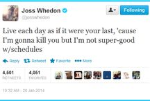 Joss Whedon Awesome