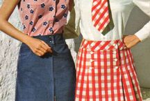 1960's Skirts