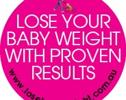 Body Projects POST Baby / by Joanie Levine
