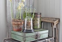 brocante/ shaby chic