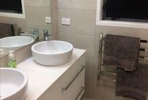 Bathrooms - finished ensuite