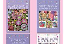 Daniela Cerri's Art-Books Crochet / Art-books Crochet