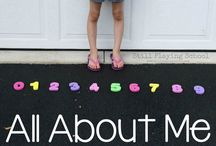 Maths Inv-All About Me