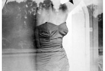 Vintage/Black and White