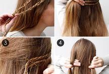 Hairstyles / Fresh looks